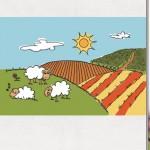 Llibre per pintar de Sant Jordi